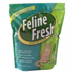 Feline Fresh Natural Pine Litter, 7 lbs