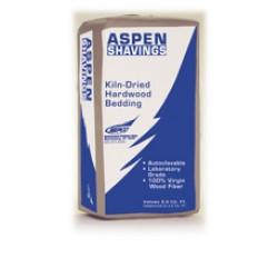SHREDDED ASPEN SHAVINGS 8cu. ft