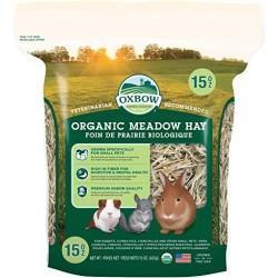 Oxbow Organic Meadow Hay 15oz
