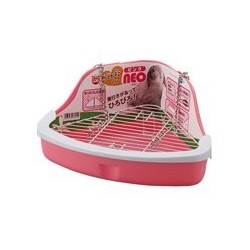 Charity Sale- Marukan Rabbit Toilet (Pink)