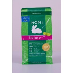 Momi Nature-T Pellet 4lbs