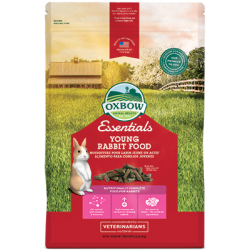 Oxbow Essentials - Young Rabbit Food 5lbs