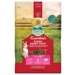 Oxbow Essentials - Young Rabbit Food 10lbs
