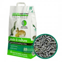 Back- 2 - Nature Small Animal Bedding Litter 20L