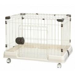 IRIS Rabbit Cage RKG700L (Cream)
