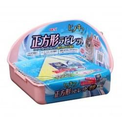 Gex Hinokia Toilet Set - Square ( Pink )
