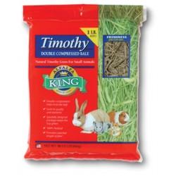 """Alfalfa King"" 16oz Timothy Hay 1st cut"