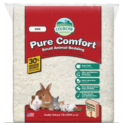 Oxbow Pure Comfort Bedding - White - 72 L