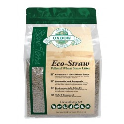 Oxbow Eco-Straw Pelleted Wheat Straw Small Animal Litter 8lbs