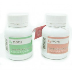 Momi Complete Care Fine Grind Aniseed Flavor 50g