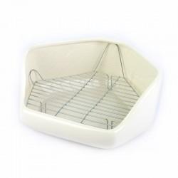 Pentagon ceramic toilet for rabbit