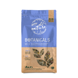 Bunny Nature MID MIX with hibiscus blossoms & parsley 150g