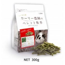 Wooly Premium Ryegrass Hay Sticks 300g