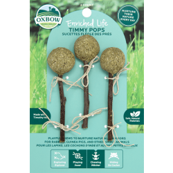 Oxbow Timmy Pops (3 Count)