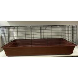 Charity Sale- RIYOKA Rabbit Cage (Brown, 80%NEW)