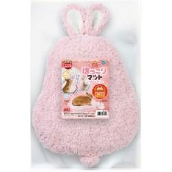 ML178 MR粉紅兔雙面暖墊 (37x31.5x5cm)