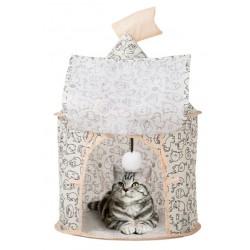 黑白貓貓帳篷